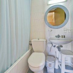 Отель Amaryllis Hotel Греция, Родос - 2 отзыва об отеле, цены и фото номеров - забронировать отель Amaryllis Hotel онлайн ванная фото 2