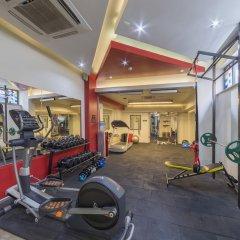 Отель Nuru Ziya Suites Стамбул фитнесс-зал