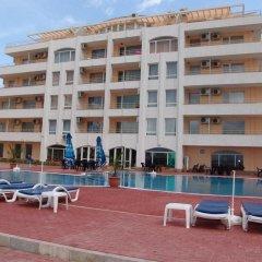 Отель Sarafovo Residence Болгария, Бургас - отзывы, цены и фото номеров - забронировать отель Sarafovo Residence онлайн бассейн фото 3