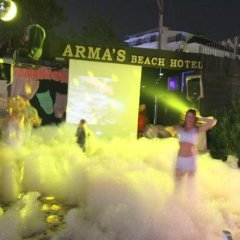 Отель Armas Beach - All Inclusive фото 4