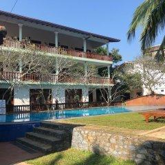 Wunderbar Beach Club Hotel бассейн