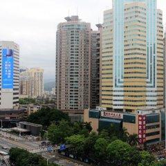 Отель Shenzhen Shanghai Hotel Китай, Шэньчжэнь - 1 отзыв об отеле, цены и фото номеров - забронировать отель Shenzhen Shanghai Hotel онлайн фото 2