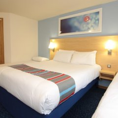 Отель Travelodge Glasgow Central комната для гостей фото 4