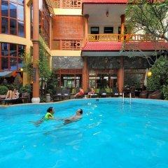 Отель Thanh Binh Iii Хойан бассейн