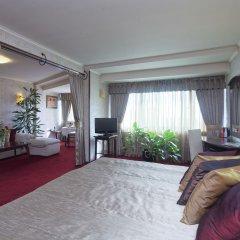 Отель Capitol Hotel Болгария, Варна - отзывы, цены и фото номеров - забронировать отель Capitol Hotel онлайн комната для гостей фото 4