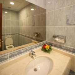 Гранд Отель Поляна ванная фото 2