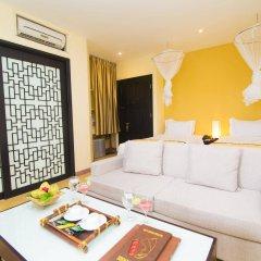 Отель Hue Riverside Boutique Resort & Spa Вьетнам, Хюэ - отзывы, цены и фото номеров - забронировать отель Hue Riverside Boutique Resort & Spa онлайн комната для гостей фото 4