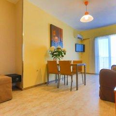 Отель Rodian Gallery Hotel Apartments Греция, Родос - 1 отзыв об отеле, цены и фото номеров - забронировать отель Rodian Gallery Hotel Apartments онлайн комната для гостей фото 4