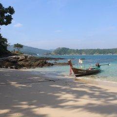 Отель Happy Elephant Resort пляж