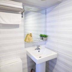 Отель Travel Monster Южная Корея, Сеул - отзывы, цены и фото номеров - забронировать отель Travel Monster онлайн ванная