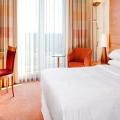 Sheraton Duesseldorf Airport Hotel комната для гостей фото 2