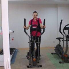 Natural Samui Hotel фитнесс-зал