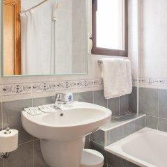 Отель Estudios RH Sol Испания, Пляж Леванте - отзывы, цены и фото номеров - забронировать отель Estudios RH Sol онлайн ванная фото 2