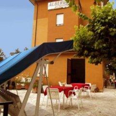 Отель Villa Crociani Кьянчиано Терме питание