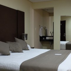 Olavo Bilac Hotel комната для гостей
