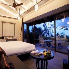 Отель Baba Beach Club Natai Luxury Pool Villa Hotel by Sri panwa Таиланд, Такуа-Тунг - 1 отзыв об отеле, цены и фото номеров - забронировать отель Baba Beach Club Natai Luxury Pool Villa Hotel by Sri panwa онлайн комната для гостей фото 2