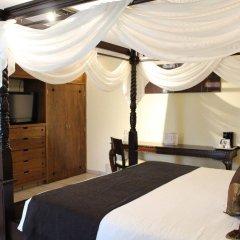 Hotel Posada Virreyes комната для гостей
