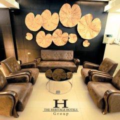Отель H-Residence интерьер отеля фото 2