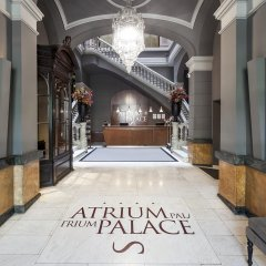 Отель Acta Atrium Palace интерьер отеля