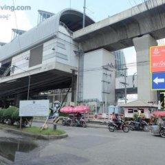 Отель TRATIP Бангкок парковка