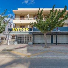 Отель Apartamentos YourHouse Alcudia бассейн
