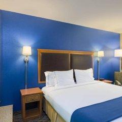 Отель Holiday Inn Express - New York City Chelsea комната для гостей фото 3
