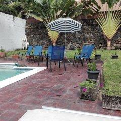 Отель Casa Colonial Bed And Breakfast Гондурас, Сан-Педро-Сула - отзывы, цены и фото номеров - забронировать отель Casa Colonial Bed And Breakfast онлайн бассейн фото 2