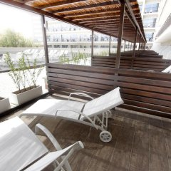 Java Hotel балкон
