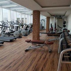 Radisson Blu Hotel, Ajman фитнесс-зал фото 3