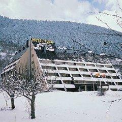 Отель RVHotels Tuca Испания, Вьельа Э Михаран - отзывы, цены и фото номеров - забронировать отель RVHotels Tuca онлайн пляж