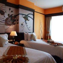 Отель Sarita Chalet & Spa Таиланд, Паттайя - отзывы, цены и фото номеров - забронировать отель Sarita Chalet & Spa онлайн комната для гостей фото 2