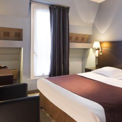 Отель Hôtel Sophie Germain Франция, Париж - 1 отзыв об отеле, цены и фото номеров - забронировать отель Hôtel Sophie Germain онлайн комната для гостей
