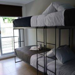 Отель Hostal Be Condesa Мехико комната для гостей