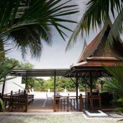 Отель Cabana Pool Suite бассейн