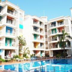 Отель Palmarinha Resort & Suites Гоа бассейн фото 3
