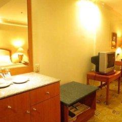 Makati Palace Hotel удобства в номере фото 2