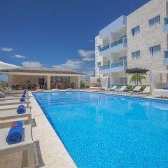 Отель Whala! boca chica Доминикана, Бока Чика - 1 отзыв об отеле, цены и фото номеров - забронировать отель Whala! boca chica онлайн бассейн фото 3