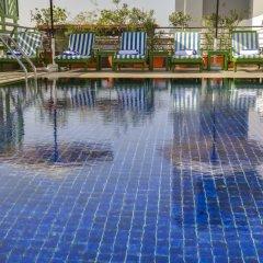 Отель MENA ApartHotel Albarsha бассейн фото 3