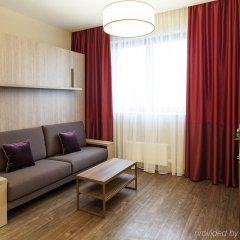 Гостиница Адажио Москва Павелецкая комната для гостей фото 5
