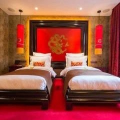 Отель Buddha-Bar Hotel Prague Чехия, Прага - 13 отзывов об отеле, цены и фото номеров - забронировать отель Buddha-Bar Hotel Prague онлайн комната для гостей фото 4