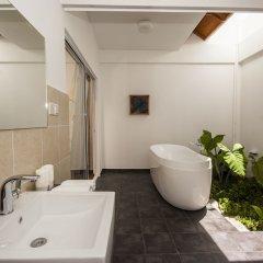 Отель Amra Palace ванная