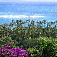 Отель Sugar Reef Bequia Сент-Винсент и Гренадины, Остров Бекия - отзывы, цены и фото номеров - забронировать отель Sugar Reef Bequia онлайн пляж
