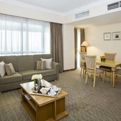 City Seasons Hotel Dubai комната для гостей фото 4