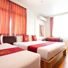 Отель China Town Бангкок комната для гостей фото 5