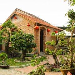 Отель The Grass Vy Homestay Хойан