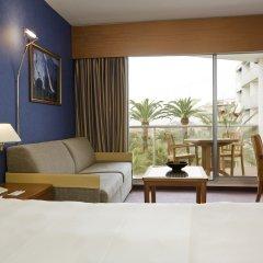 Отель Novotel Cannes Montfleury Франция, Канны - отзывы, цены и фото номеров - забронировать отель Novotel Cannes Montfleury онлайн комната для гостей фото 4