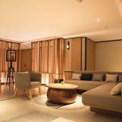 Отель Kapok Shenzhen Luohu Китай, Шэньчжэнь - отзывы, цены и фото номеров - забронировать отель Kapok Shenzhen Luohu онлайн гостиничный бар