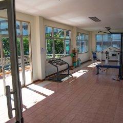 Отель Jomtien Beach Condominium Паттайя фитнесс-зал фото 2