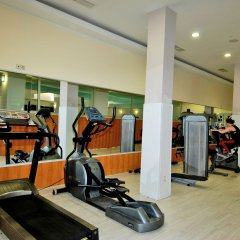 Отель Maya World Belek фитнесс-зал