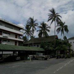 Отель First Bungalow Beach Resort Таиланд, Самуи - 6 отзывов об отеле, цены и фото номеров - забронировать отель First Bungalow Beach Resort онлайн парковка